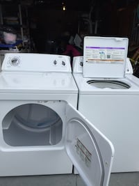 Whirlpool washer and dryer set  New Port Richey, 34652