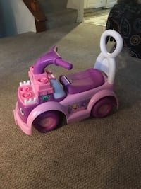 Girls ride/walk toy Frederick, 21703