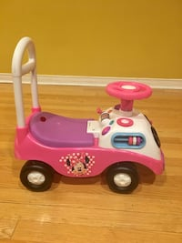 Minnie Mouse Toddler Car Vaughan, L4K