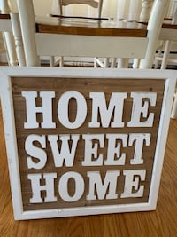 Home Sweet Home sign North Haven, 06473