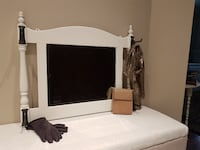 Classic Refinished Front Hall Mirror!! Brampton