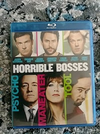 Horrible Bosses blu ray Englewood, 80111