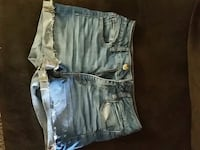 American Eagle high wasted shorts Raceland, 70394