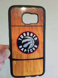 Raptors cell phone case for Samsung S6 Edge Ajax, L1S 3P6