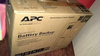 APC power saving battery backup brand new in box Mission, V2V 3N3