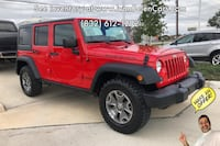 2016 Jeep Wrangler Unlimited Rubicon Edition Only 26K Miles! Houston