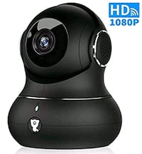 Littleif Indoor Home Security Camera, Littlelf 1080P