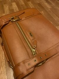Puma jc penny luggage bag leather