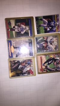 Assorted football cards mostly rookies Meyersdale, 15552
