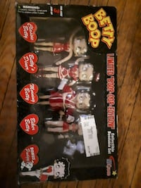 Betty Boop Collectable Bendable Set Toronto, M3H 3N4