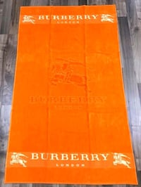 bandiera arancione Burberry London Monteviale, 36050