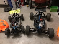 Team Associated Nitro Buggy and Truggy Hollister, 95023