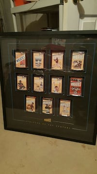 Wheaties Collector's Framed Box Set Macungie, 18062