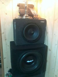 """Car amp & suboofer 10"""" or 12""""  Inver Grove Heights, 55076"""