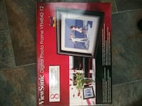 red and white wooden photo frame Portsmouth, 23702