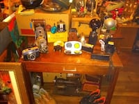 10 camera collection and accessories Kansas City, 64124