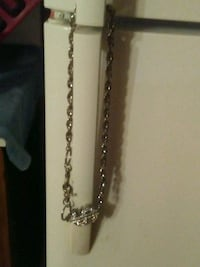 silver-colored chain necklace Kingsport, 37660