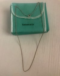 Collanina Tiffany&Co Isola Sacra, 00054