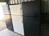 White fridges for garages Newport News, 23606