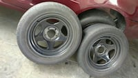 Rims and tires(225/50R16)