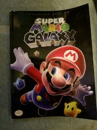 Super Mario Galaxy game guide Gresham, 97080