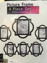 PICTURE FRAME, 4piece picture frame box