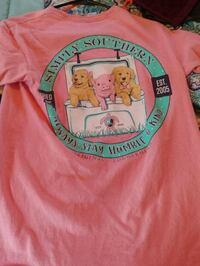 Simply southern t shirt small Norfolk, 23505