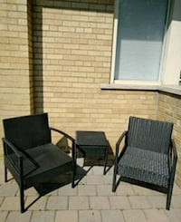 3 Piece Patio Set Toronto, M9B 3B3