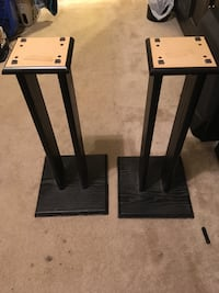 Speaker stands wood Gainesville, 32608