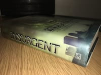 Insurgent by Veronica Roth Hardcover Niagara Falls, L2J 3T2