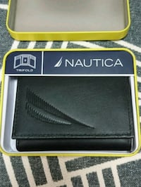 Nautica - Bi-fold Leather Wallet Toronto, M6H 4A9