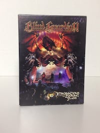 Blind Guardian DVD imaginations through the looking glass. metal Guelph, N1E 3P1