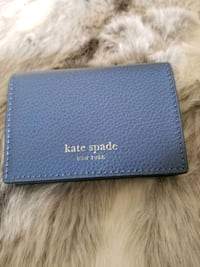 Authentic Kate Spade card holder/wallet (brand new) Vancouver, V6G 1S4