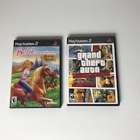 PlayStation 2 games $3 for both games Modesto, 95357