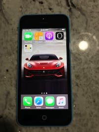 Black iphone 5 with case New York, 10001