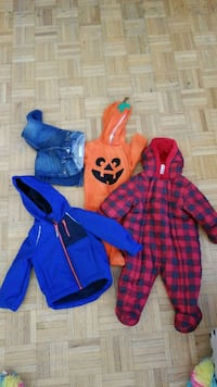 Kids winter clothes