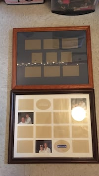two brown photo collage frames Bethlehem, 18015