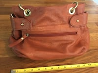 Aphorism leather bag Barrie