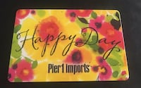 Pier 1 Imports gift card Seffner, 33584