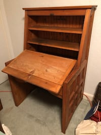Antique desk - pine Halifax, B3H 4C8