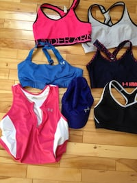 women's blue and pink sports bra Moncton