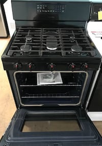 New Samsung gas stove 10% off