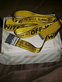 Offwhite belt London, N5W 4V8
