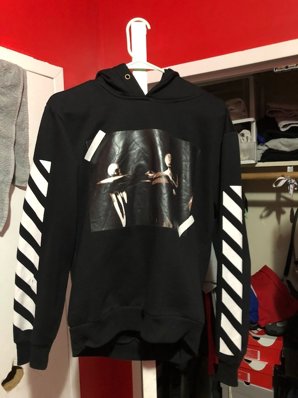 1a2a4090fa7d OFF-WHITE VIRGIL ABLOH PULL OVER SWEATER