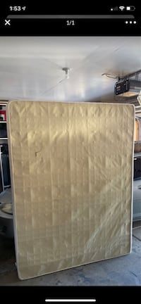 Free queen box spring North Las Vegas, 89032