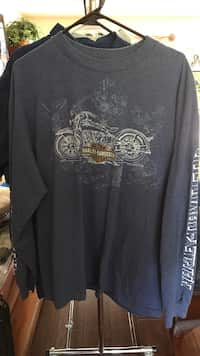 29982301 Harley Davidson shirt XL $25 meet at Dawes walmart