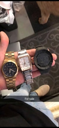 Micheal kors, Kenneth Cole, Rockwell, message for prices  Langley, V2Z 2L7