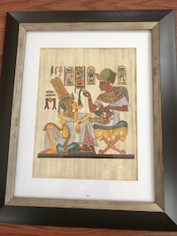 Egyptian picture framed Chesapeake, 23323