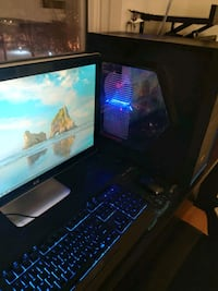 Gaming Pc Set