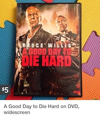 bruce willis a good day to die hard North Lauderdale, 33068